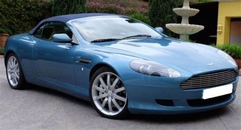 Aston Martin Db9 Convertible For Sale by 2005 Aston Martin Db9 Volante Luxury Convertible Sports