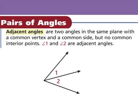 supplement of an angle 11 4 lines and angles