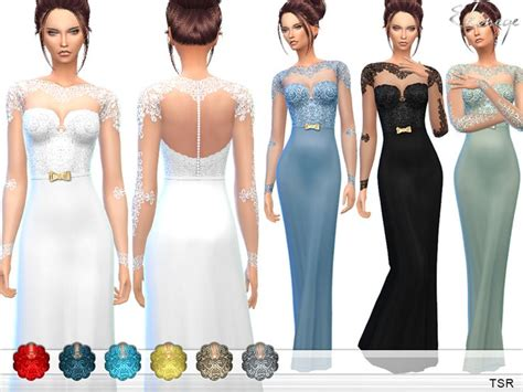 Dress Pixie Salem 30 best images about sims 4 gowns and dresses on