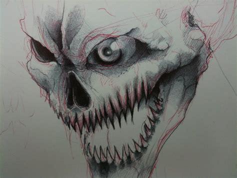 Evil Skull evil skull by shin0den on deviantart