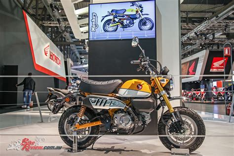 honda from unveils from honda for 2018 at eicma bike review