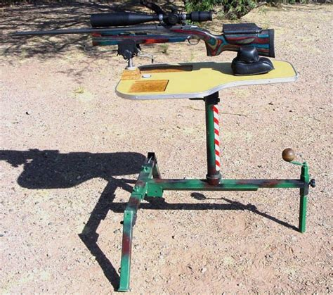 diy bench rest for target shooting might wood plans buy plans for gun bench rest