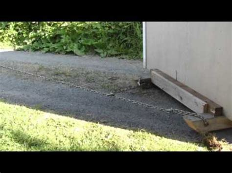 How To Move A Shed On Skids by Moving The Shed
