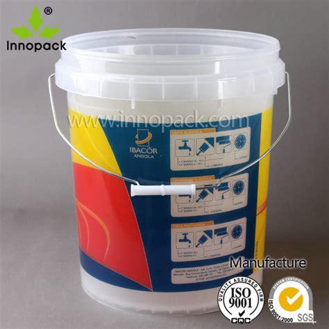 Harga Ember Plastik Hitam by Yang Jelas Hitam 20l Ember Dengan Tutup Plastik Buy
