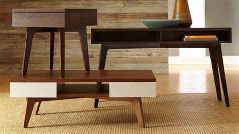 West Brothers Furniture solid walnut serra collection by west brothers furniture parc modernparc modern