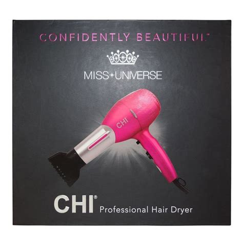 Chi Miss Universe Hair Dryer Diffuser the 25 best ideas about chi hair dryer on