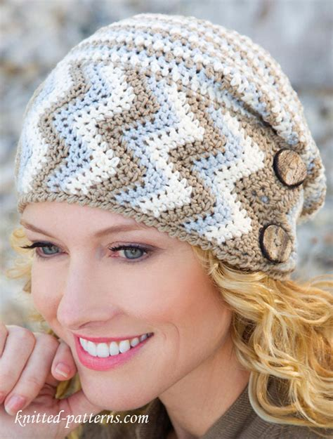 s hat crochet pattern free
