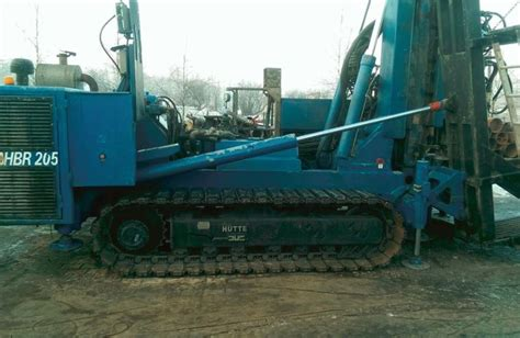 hutte hbr 205 gt for sale used hutte hbr 205 gt rotary - Hutte Hbr 205