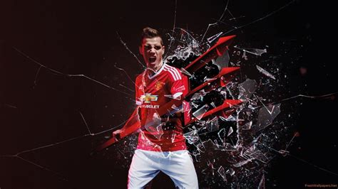 adidas kit wallpaper wallpapers logo manchester united 2016 wallpaper cave