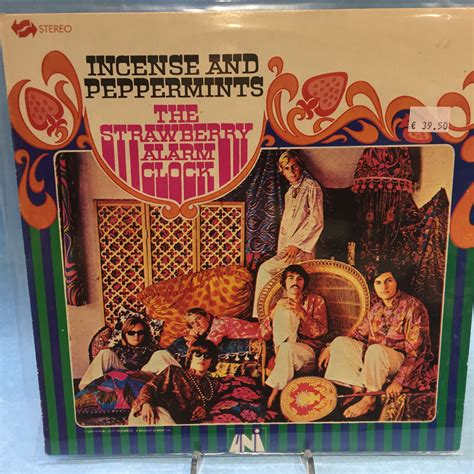 the strawberry alarm clock incense and peppermint lp il 23