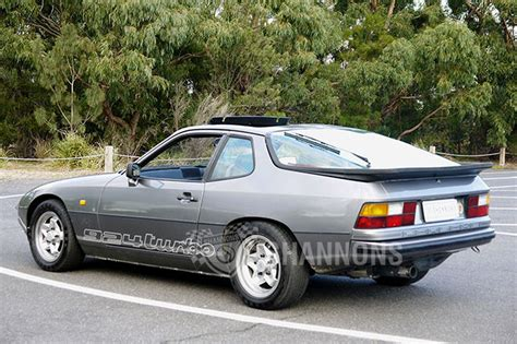 Porsche 924 Turbo by Sold Porsche 924 Turbo Enhanced Coupe Auctions Lot 1