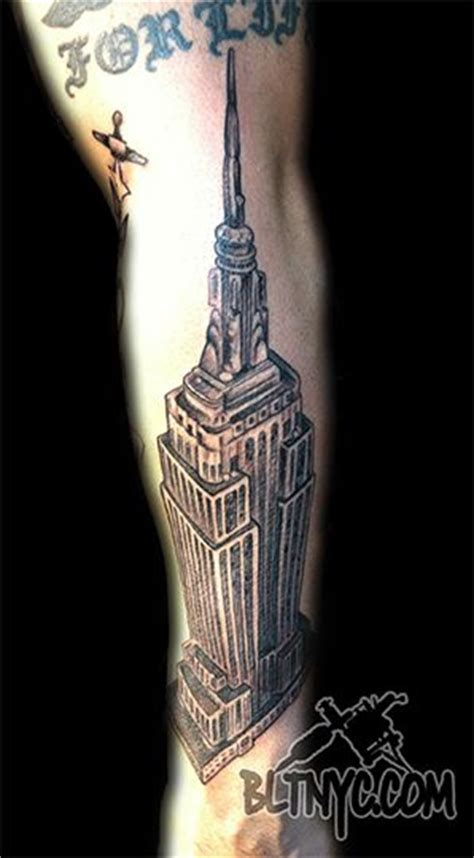 empire state building tattoo best 25 building ideas on moon