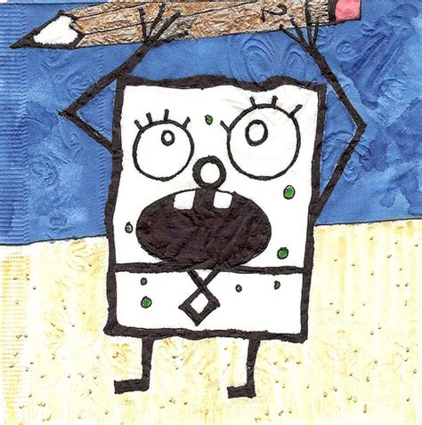 doodlebob me hoy free coloring pages of doodle bob
