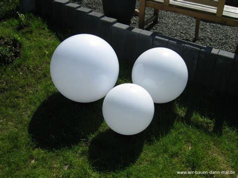 solar kugelleuchten für den garten dekokugeln garten deko kugeln garten anthrazit