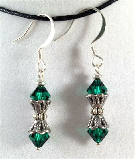 438 best images about bead earrings on beaded