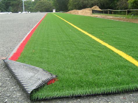 Backyard Grass Ideas Turf Field Update The Haverblog