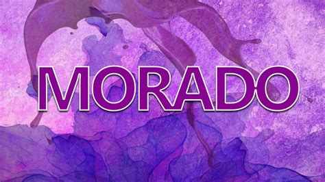 what color is morado significado color morado significado color