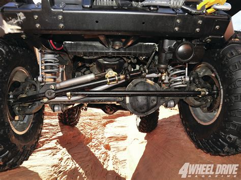 2000 Jeep Wrangler Rear Axle 1202 4wd 03 2000 Jeep Wrangler Rubicon Tj Side Vew Photo