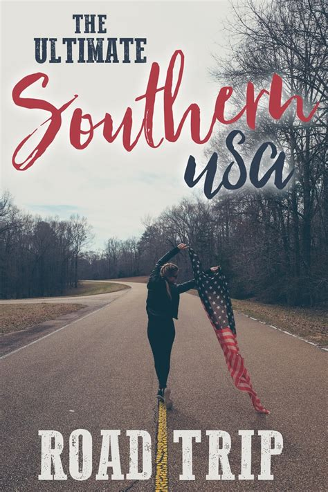 ultimate road trip usa the ultimate southern usa road trip itinerary the blonde