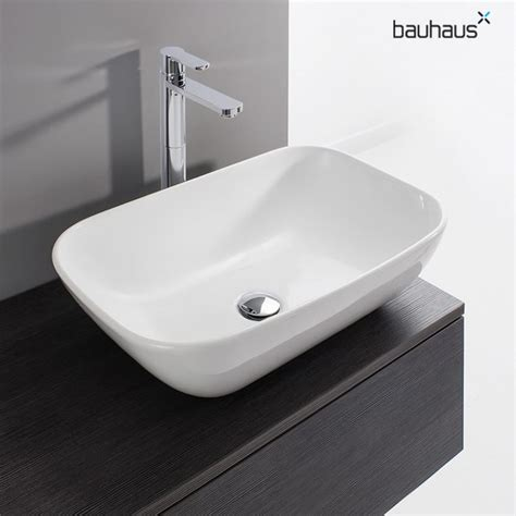 bathroom basin countertop bauhuas pearl countertop basin uk bathrooms