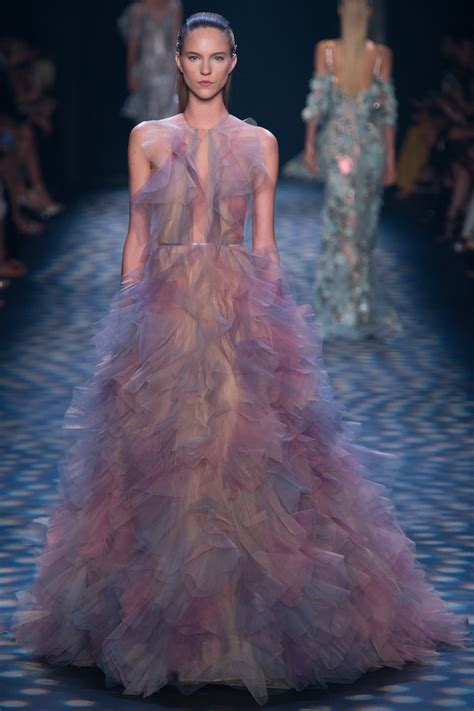 Catwalk To Carpet Nicky In Marchesa by 2017 Rtw Marchesa Luxe Lookbook