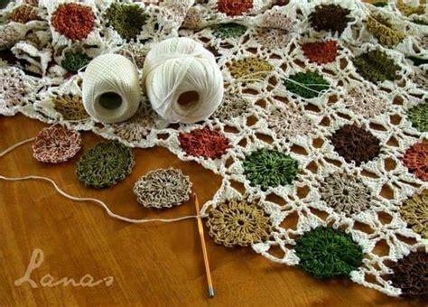 tappeto da tavolo tappeto da tavolo schema gratis tutorial crochet uncinetto
