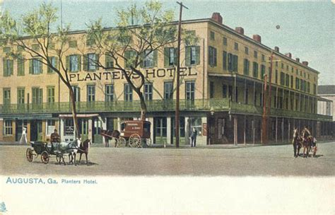 Planters Inn Ga by Postcards From Richmond County