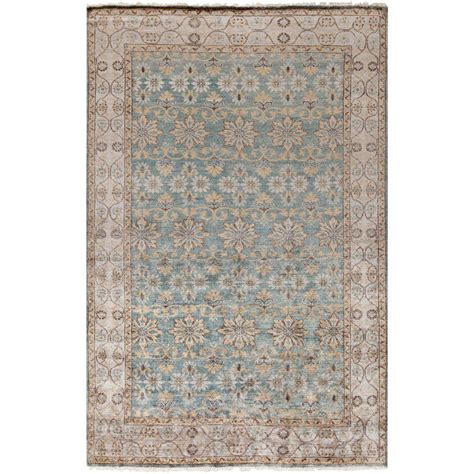 artistic rug artistic weavers sawara light gray 6 ft x 9 ft indoor area rug s00151031103 the home depot