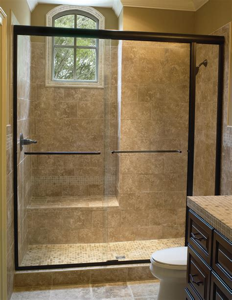 bathroom with glass doors michigan shower doors michigan glass shower enclosures