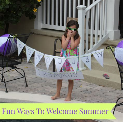 Cool Ways To In Summer by Ways To Welcome Summer Defeo