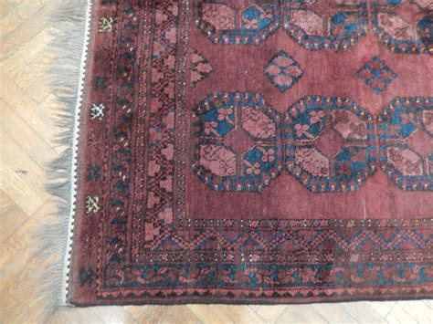 Elephant Foot Rug Design by Gift Woven Rug 6x8 Turkoman Bokhara