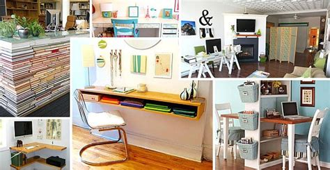 home office diy 18 diy desks to enhance your home office