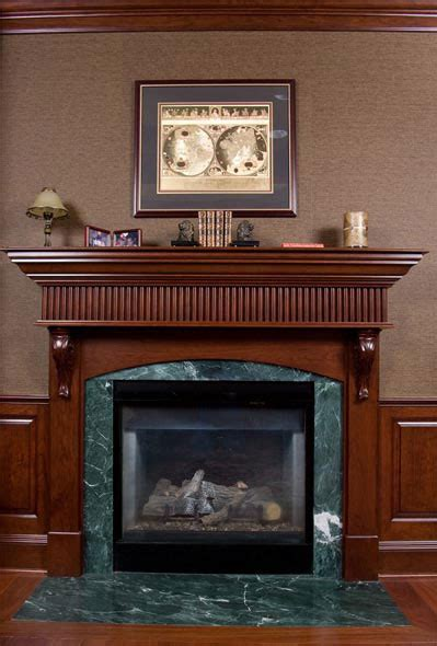 Mantels And Corbels Maryland Custom Mantels Maryland Cabinets A Cut Above Inc