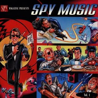spy music funky frolic spy music vol 1 various artists
