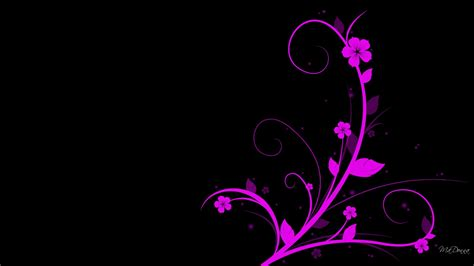 wallpaper hd black pink black and pink wallpaper borders 14 free hd wallpaper