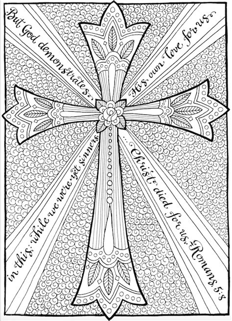 free christian coloring pages free coloring page the cross of flanders family