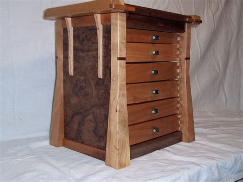 custom made jewelry armoire wooden jewelry box plans free downloads as your