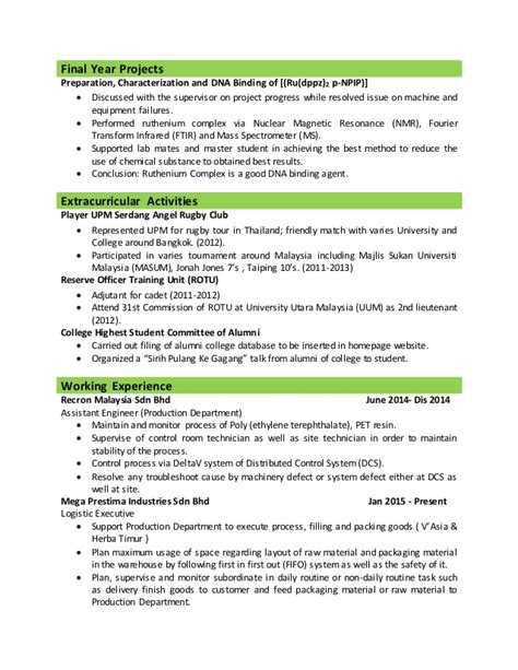 Mba Requirements by Toeic Score Resume