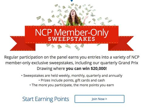 20000 Grocery Giveaway - win 20 000 for grocery shopping from ncp