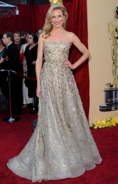 Oscars More Dress News by Cameron Diaz 2010 Photos Best Oscar Dresses Of All