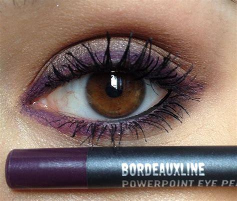 Diskon Pencil Warna Mac Eyeshadow Eyeliner www farfarella mac cosmetics bordeauxline purple powerpoint eye pencil
