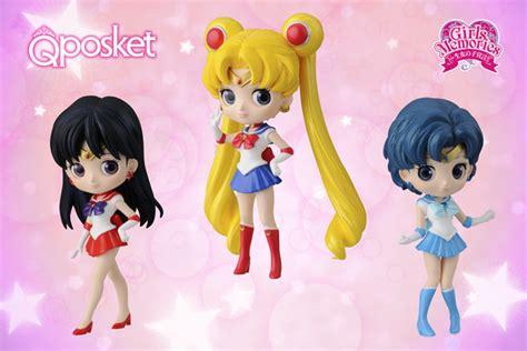 Qposket Sailor Moon sailor moon q posket petit sailor mars ebay