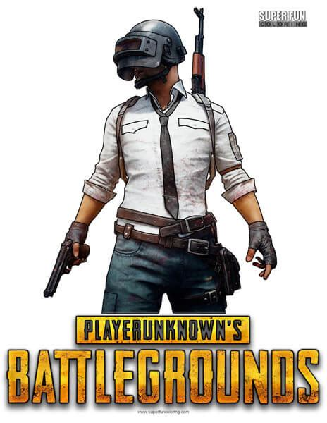 Pubg Coloring Pages by Pubg Coloring Page Coloring