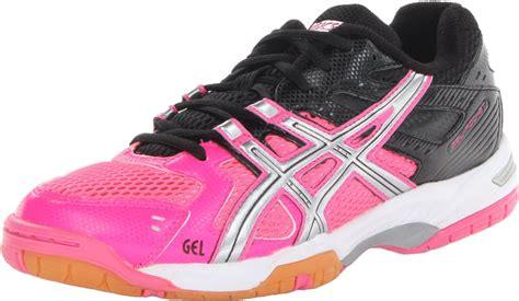 Sepatu Asics Gel Rocket 6 asics womens gel rocket 6 shoes