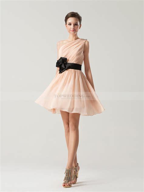 Top Five Sashed Dresses by Floral Sash A Line Chiffon Dress