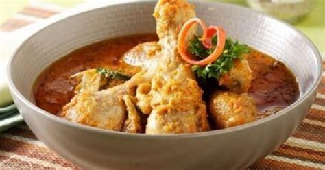 membuat gulai ayam enak khas padang sulawesi