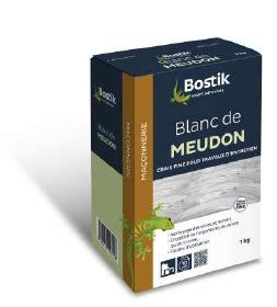 Utilisation Du Blanc De Meudon by Blanc De Meudon Bostik Bo 238 Te 1 Kg De Blanc De Meudon