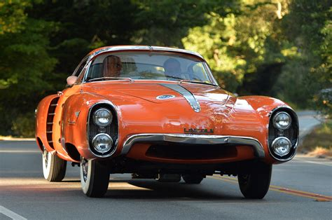 rare  lincoln indianapolis concept   auctioned