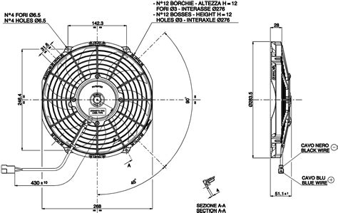 spal radiator cooling fan wiring diagram electrical relay