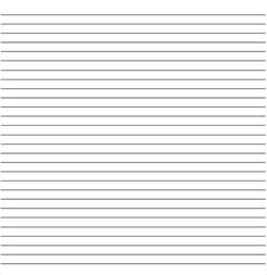 ruled paper template lined paper template 12 free documents in pdf